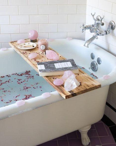 Ритуалы на Полнолуние. Ванна