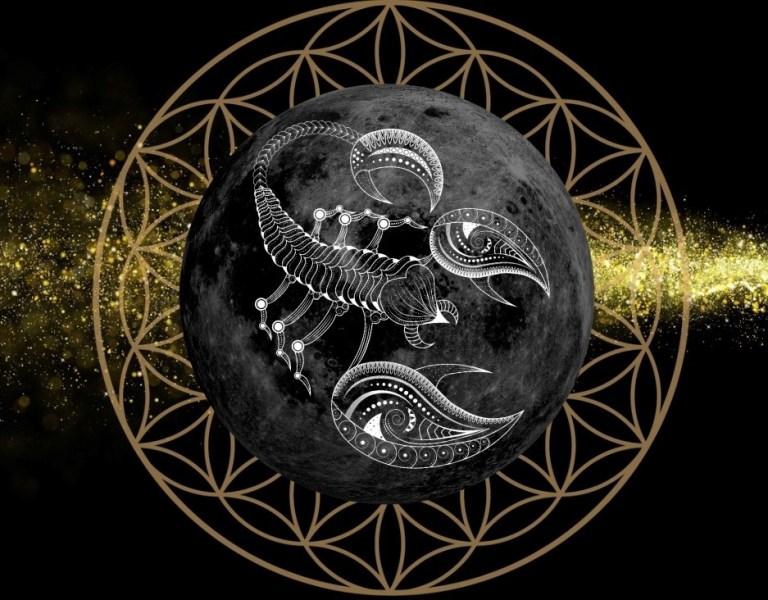 Луна в Скорпионе. Особенности и качества лунного Скорпиона