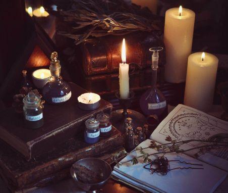 Магия свечей. Цвет, создание ритуала, секреты