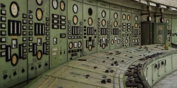 Abandoned-Control-Room-Escape