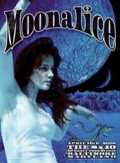 4/16/08 Moonalice poster by Alexandra Fischer