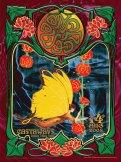 8/14/08 Moonalice poster by Alexandra Fischer