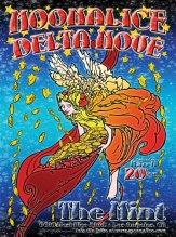 3/20/10 Moonalice poster by Alexandra Fischer