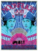 M313 › 9/5/10 Monte Rio Amphitheater, Monte Rio, CA poster by Alexandra Fischer