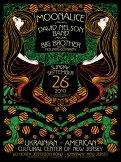 M323 › 9/26/10 Ukrainian-American Cultural Center, Whippany, NJ poster by Alexandra Fischer