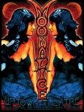 M394 › 7/22/11 Uptown Theatre, Napa, CA poster by Alexandra Fischer