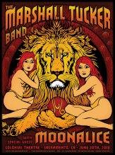 M606 › 6/20/13 Colonial Theatre, Sacramento, CA poster by Alexandra Fischer