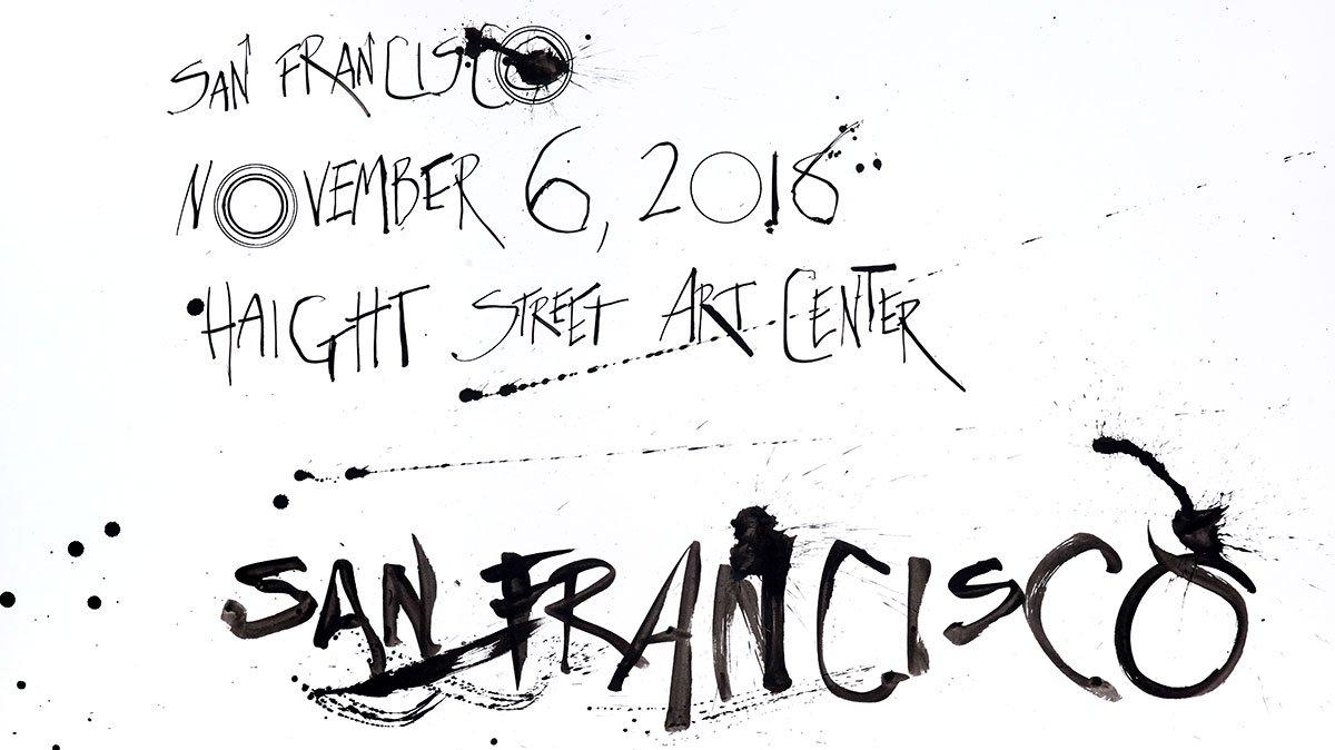 Haight Street Art Center Presents in San Francisco Ralph