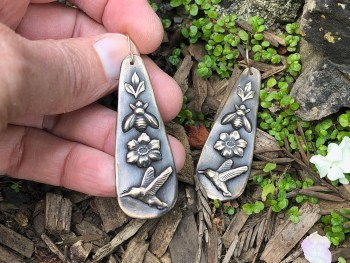Abundant Nature Earrings