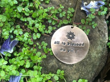 All Is Blessed Necklace