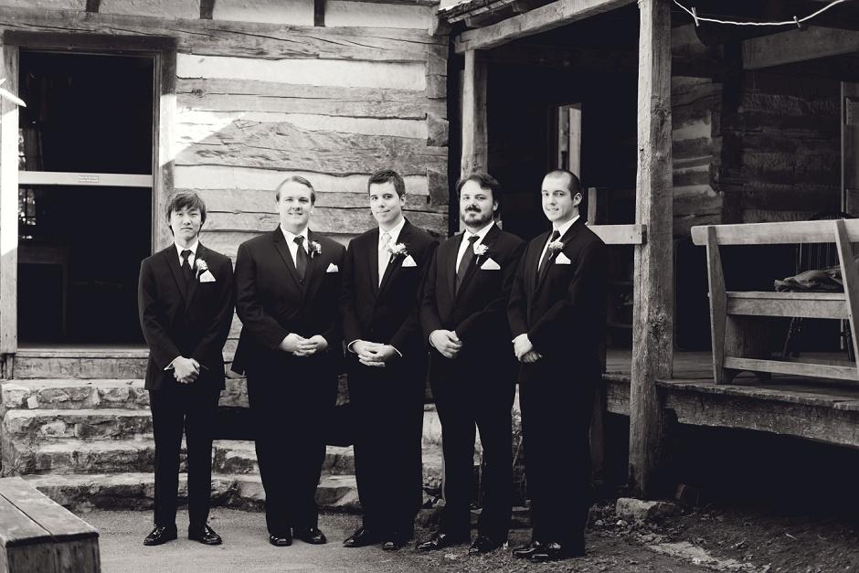 11 burritt rustic groomsmen log cabin