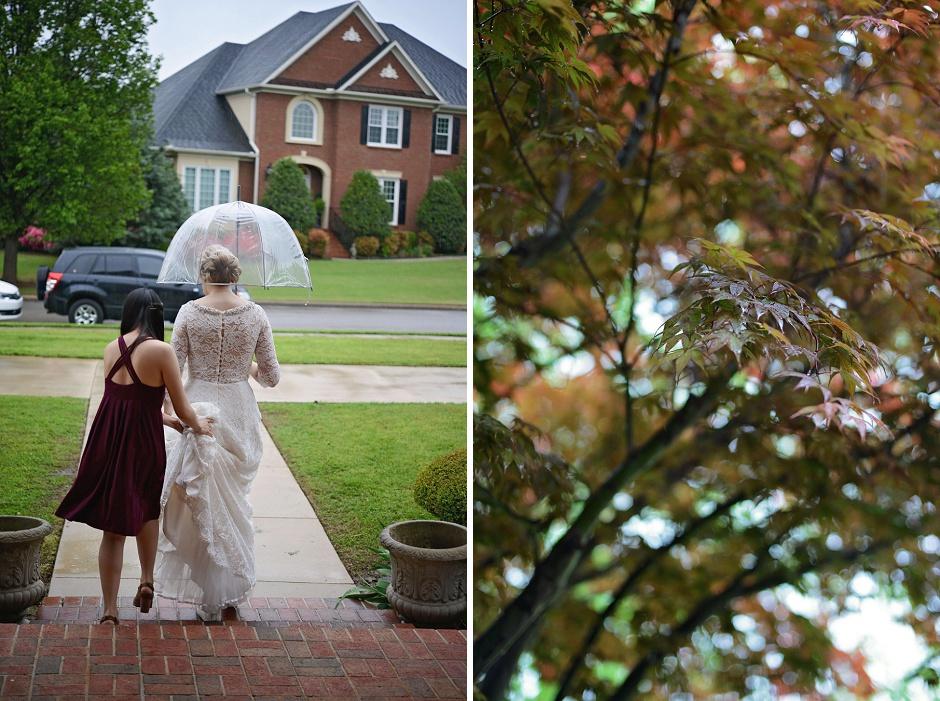25 rainy wedding umbrella huntsville al