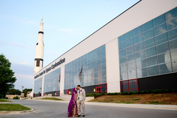 39 huntsville al space and rocket center wedding