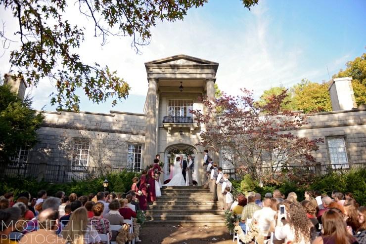 17 burritt on the mountain wedding