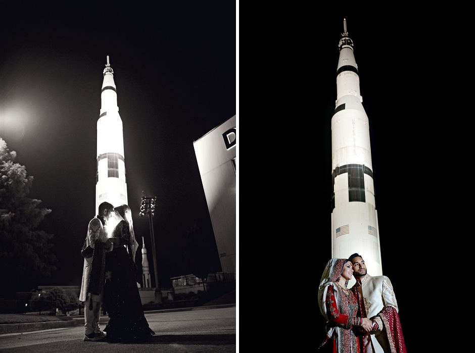 26 huntsville alabama space and rocket center wedding photography wedding pictures