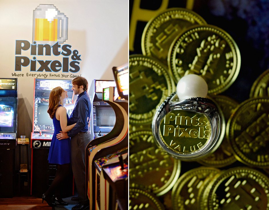 1 pints and pixels pinball engagement