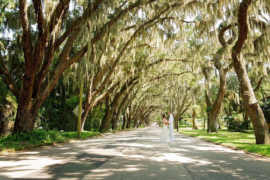 18 St Augustine Magnolia Ave Wedding Pictures