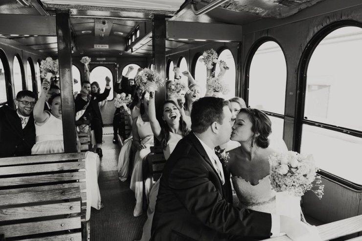 41 sheffield al wedding trolley pictures