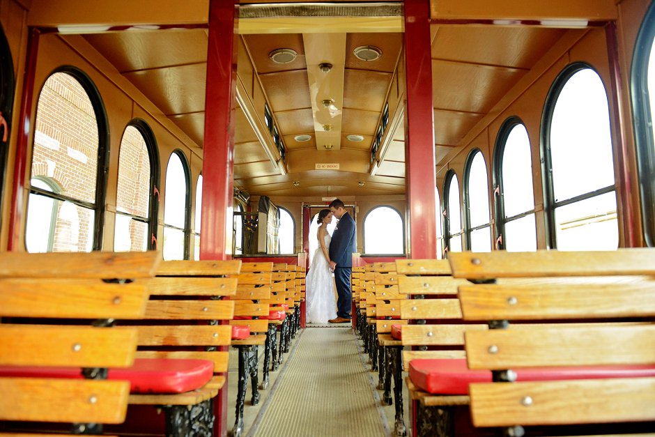 46 sheffield al wedding trolley
