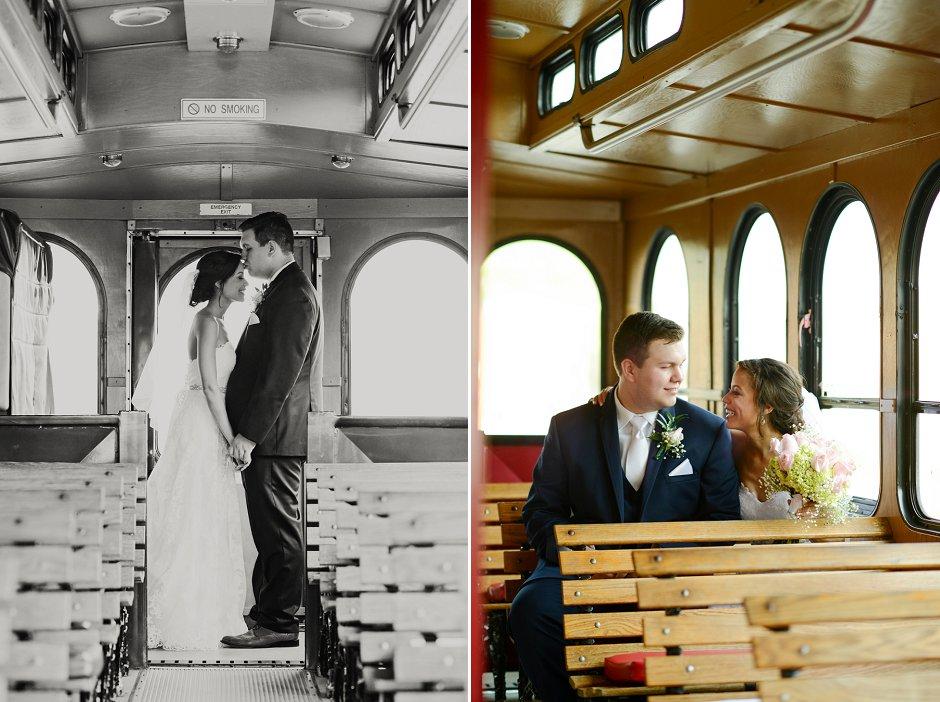 47 florence al wedding trolley