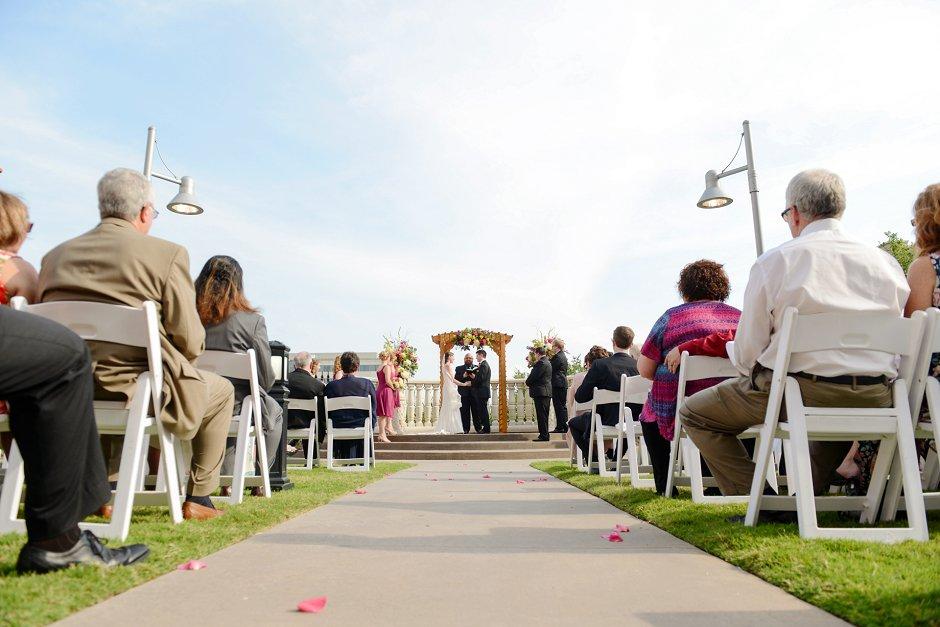 30 westin huntsville wedding photographer courtyard ceremony