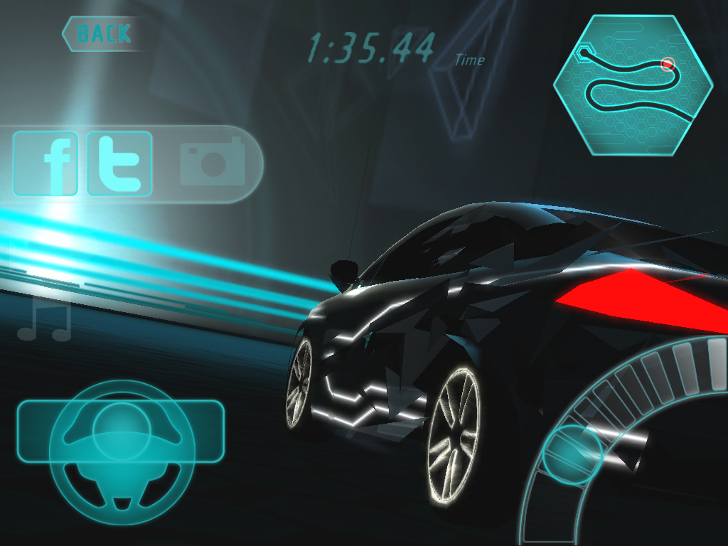 Ford Fusion Screenshot