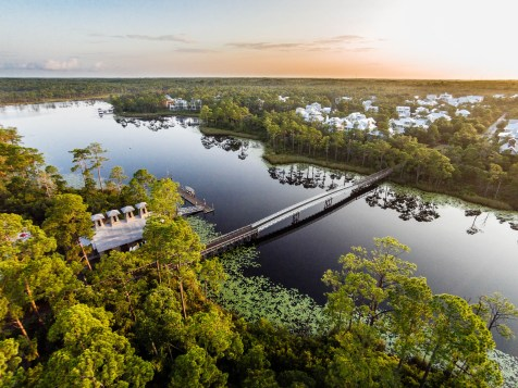 WaterColor Aerial Photography and Video in South Walton, Florida