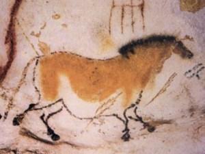 Lascaux Cave, France, prehistoric rock art