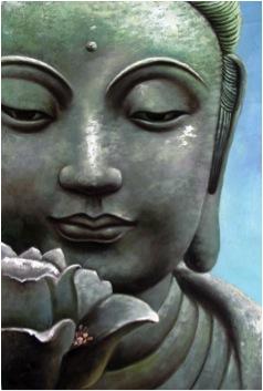 BUDDHA & LOTUS