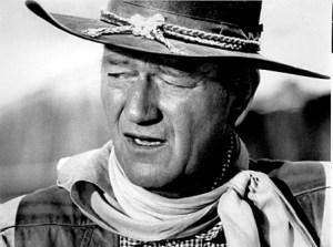 John Wayne, Image @ Wikipedia