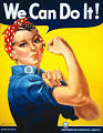 ROSIE, THE RIVETER