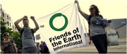 FRIENDS OF THE EARTH IMAGE