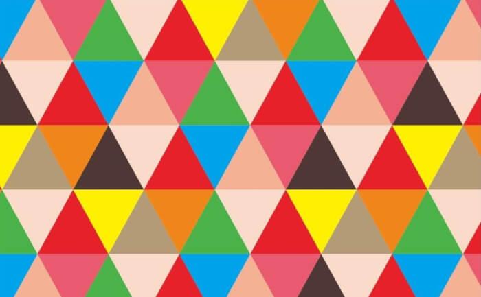 20 Jenis Motif Geometris yang Ada di Dunia beserta Gambarnya