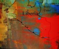 Liberia map 1