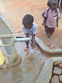 mercy home at the well