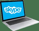 laptop-skype