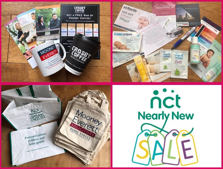 NCT Nearly New Sale COLLAGE