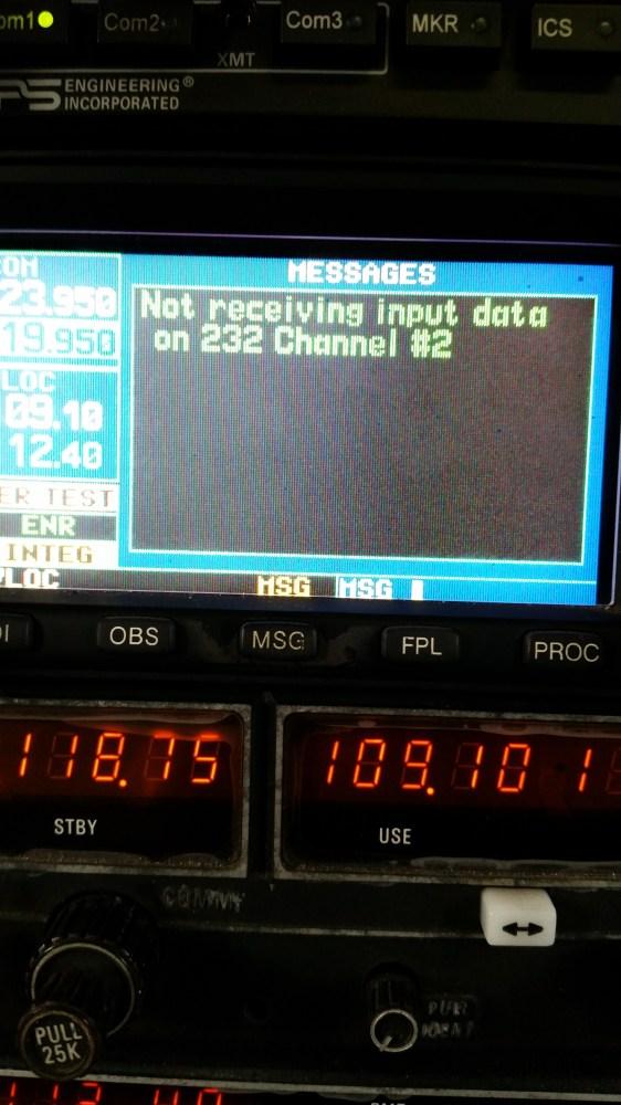 medium resolution of garmin 430w rs 232 error avionics panel discussion mooneyspace garmin 430 wiring diagram