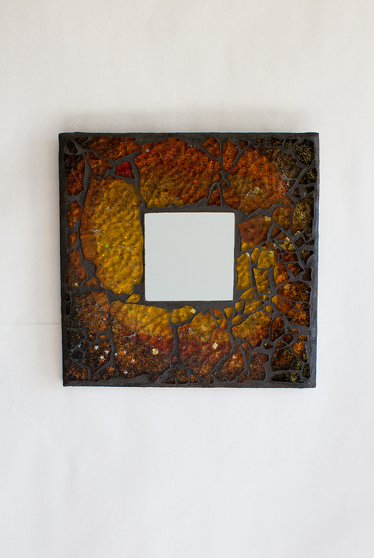 Moonfish Artworks Mosaic Mirror 5