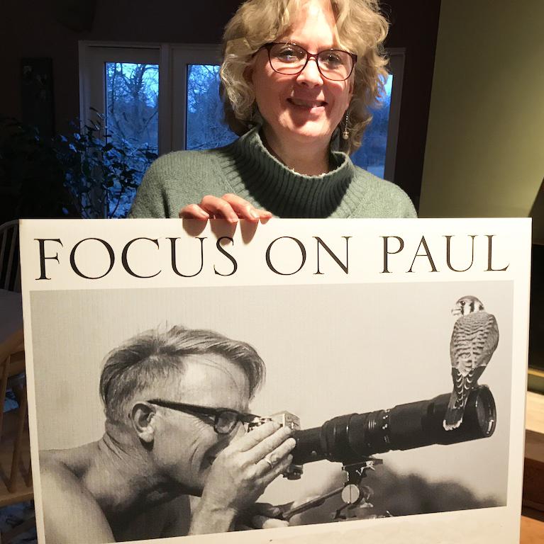 Peggy with Paul Stoutenburgh