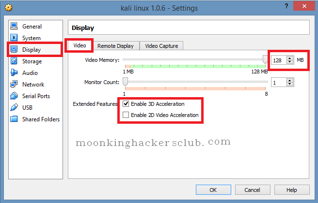 How to Install Kali linux on Virtual Box