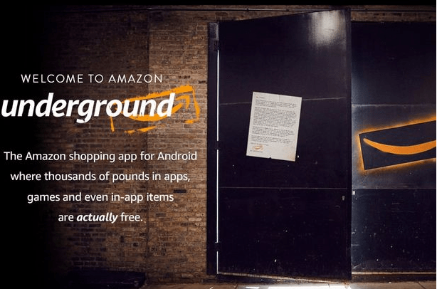 3 ways to install paid apps for free on Android -amazon underground