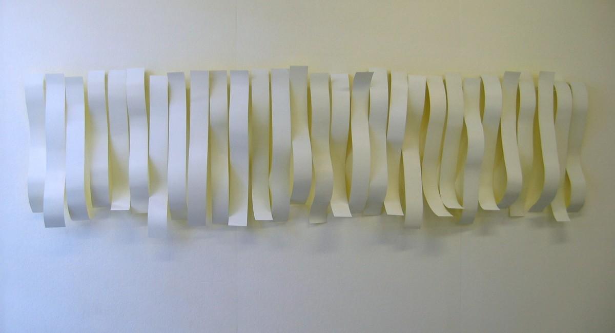 3 Magnetic Energy (2004) 60 x 300cm