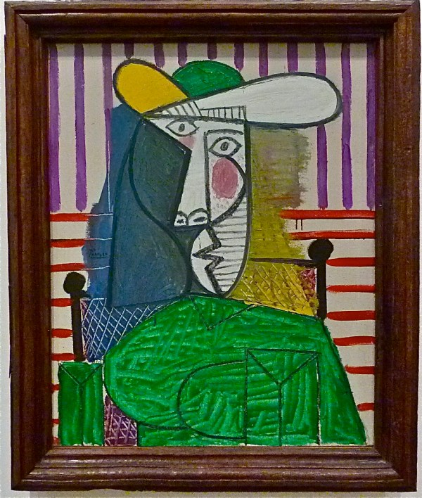 Tate Gallery Picasso Painting