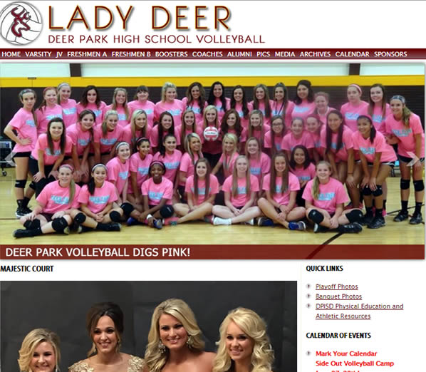 Deer Park Volleyball