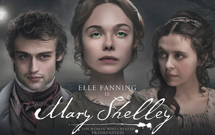 Mary Shelley – movie review