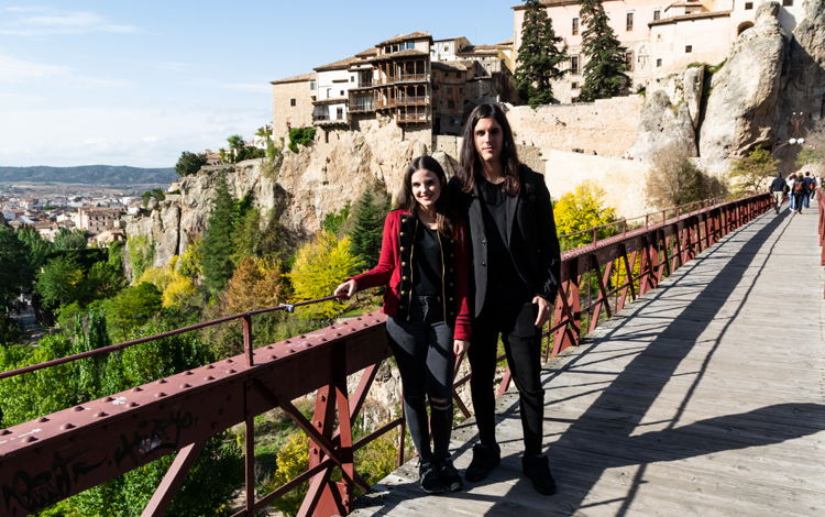 The beauty of Cuenca