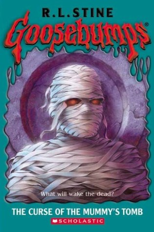 Project Goosebumps: Book 5: Curse of The Mummy's Tomb