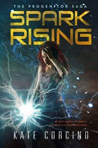 Book Review: Spark Rising by Kate Corcino