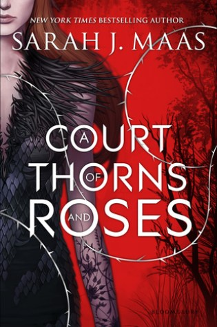 ARC Book Review: A Court of Thorns and Roses by Sarah J Maas